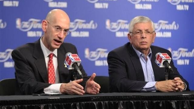 Basketball - Commissioner Stern to 'stand down' in 2014