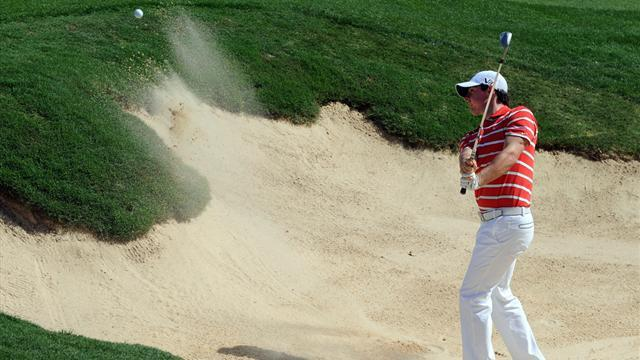 Golf - Horschel holds Texas lead, McIlroy four back