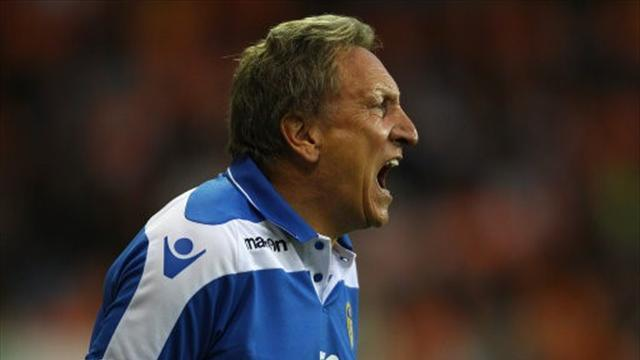 Football - Mancini and Mourinho could not hack it at Leeds - Warnock