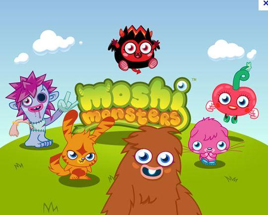 The Moshi Monsters magazine is now the top-selling children's magazine in the UK, and the monster-collecting site has now pushed Disney's Club Penguin into second place to become the top social network made for children.