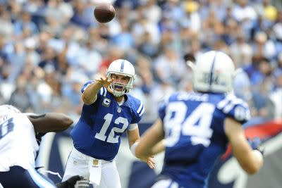 Andrew Luck injury update: QB questionable, expected to play for fantasy owners
