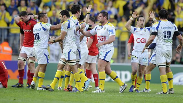 Heineken Cup - Clermont survive Munster rally to reach maiden final