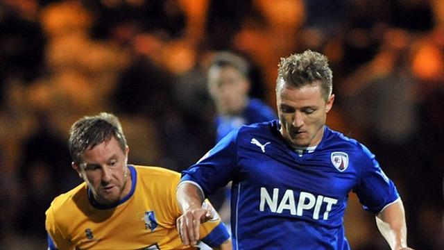 League Two - McSheffrey eyeing promotion bid