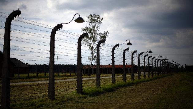 Campo de refugiados de Auschwitz (AP)