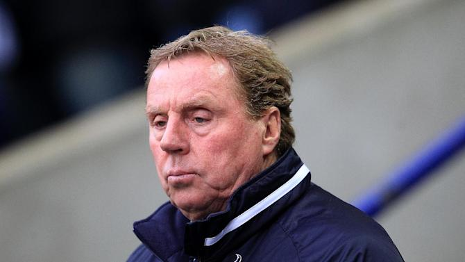 Harry Redknapp is the new manager of QPR