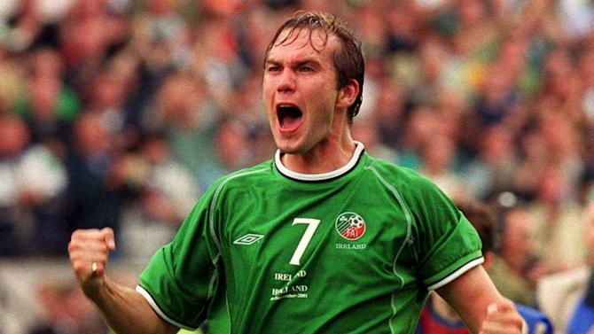Jason McAteer chooses fantasy Ireland five-a-side team