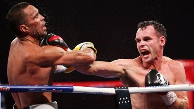 Boxing - Geale pays back Mundine in defending IBF belt