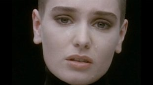 Sinéad OConnor nel video di Nothing compares 2 U