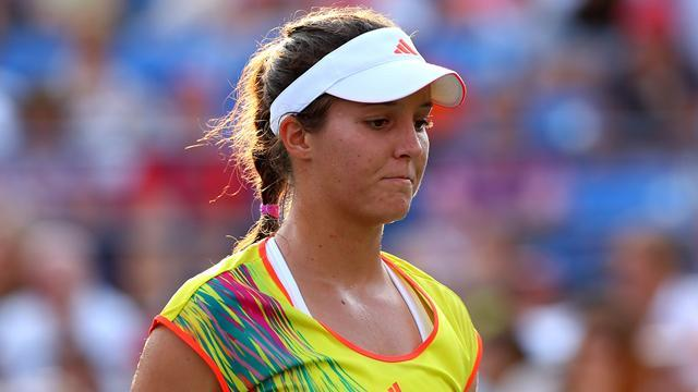 Robson's US Open adventure ended by Stosur