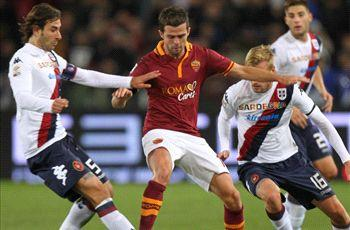 Roma 0-0 Cagliari: Giallorossi held for third consecutive game