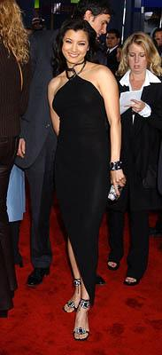 Premiere: Kelly Hu at the LA premiere of Universal's The Scorpion King - 4/17/2002
