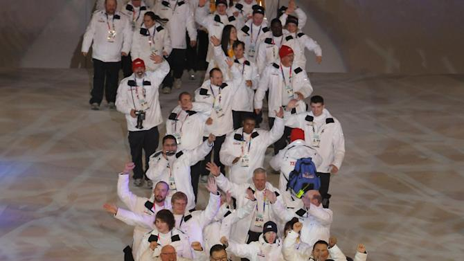 PyeongChang Special Olympic Opening Ceremony