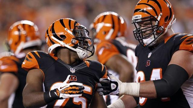 American Football - Bengals not letting past play-off failures cloud hopes