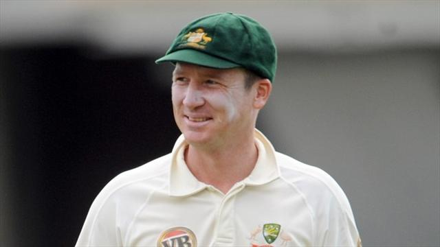 Cricket - Haddin wants to end Australia hurt