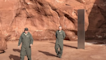 Strange pillar found in Utah desert sparks questions about the existence of aliens