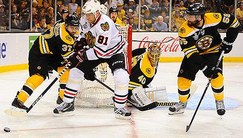 2013 Stanley Cup Final: Boston Bruins vs. Chicago Blackhawks