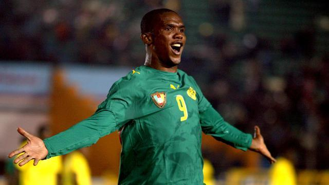 World Cup - Eto'o urges Cameroon to focus on World Cup