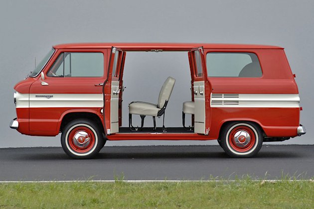 This Is The Nicest Chevy Corvair Van We Ve Ever Seen