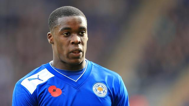 Championship - Schlupp training with Manchester United
