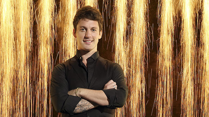 """Dancing with the Stars"" Season 16 TRISTAN MACMANUS"