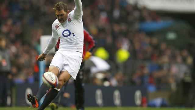 Six Nations - Flood dropped from England's Six Nations squad