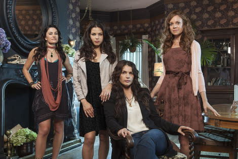 TV show 'Witches Of East End'