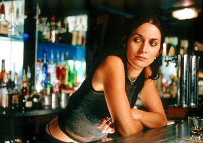 Carrie-Anne Moss as Natalie in Newmarket Films' Memento