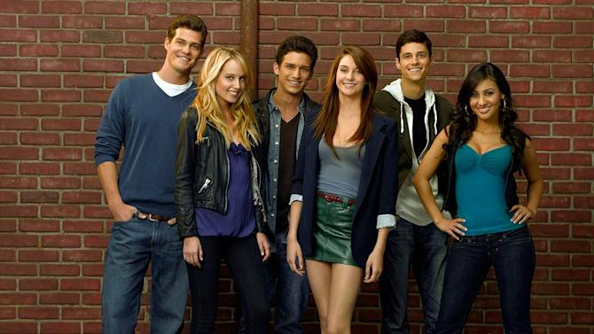 """The cast of """"The Secret Life Of The American Teenager."""""""