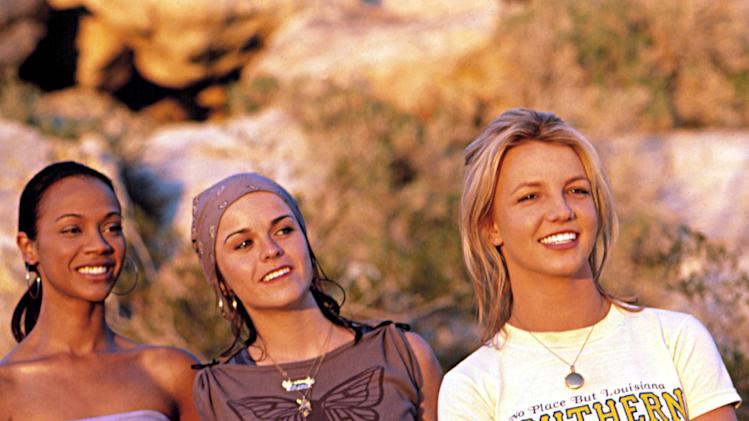 "Britney Spears in ""Crossroads"""
