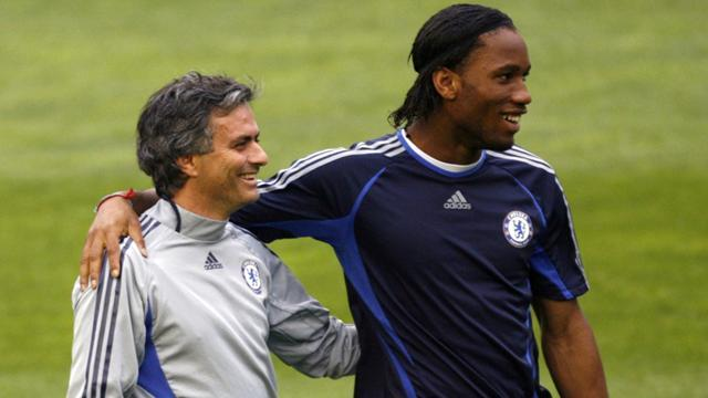 Champions League - Mourinho: I want Drogba back at Chelsea... for one night only