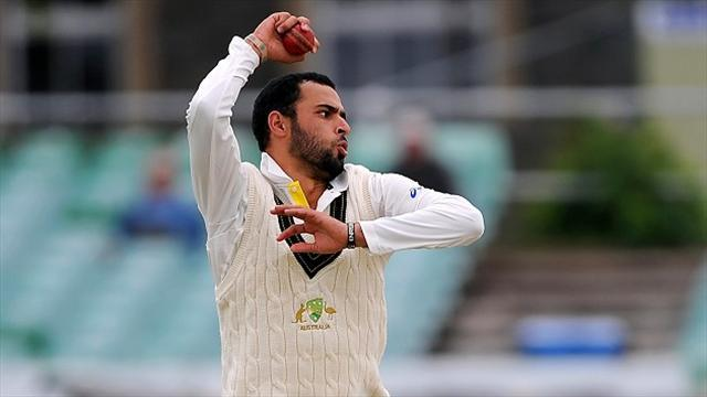 Cricket - Campese sorry for 'go home Ahmed' comments