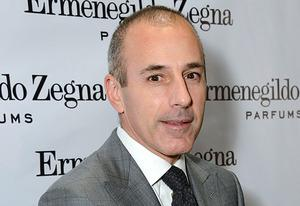 Matt Lauer | Photo Credits: Eugene Gologursky/WireImage