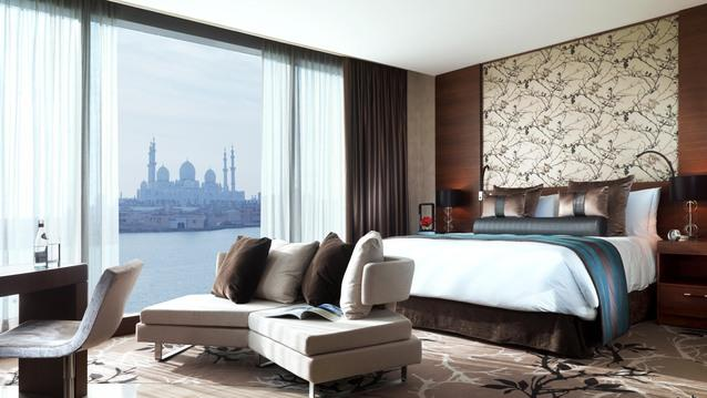 Abu Dhabi's Best Business Hotels