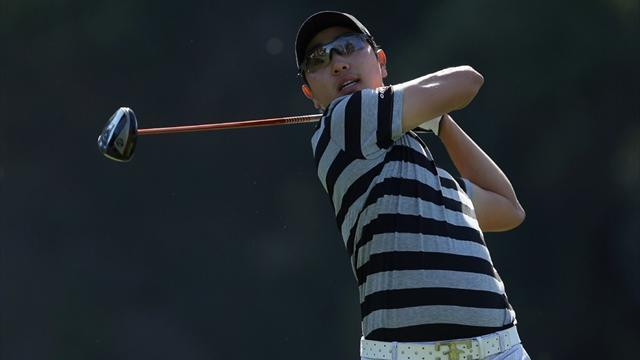 Golf - Korean Bae and Jacobson set Riviera pace