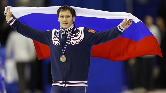 Short Track - Grigorev defends title as Brits falter