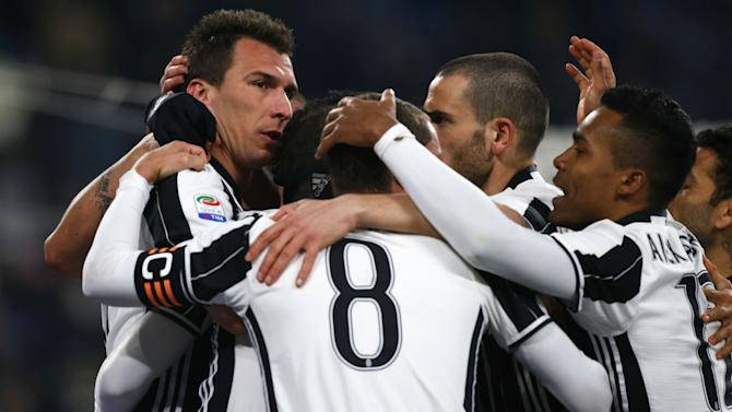 Juventus 2 Empoli 0: Champions cruise to 10-point gap at summit