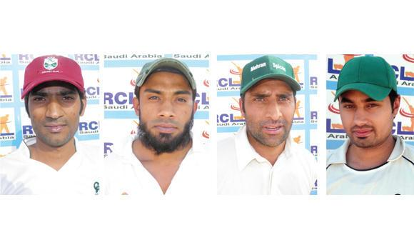 Favorites have it easy in Al-Houd cricket
