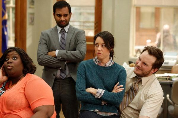 Parks and Rec First Look: Who's the New Jerry?