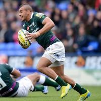Jonathan Joseph is struggling with an ankle injury