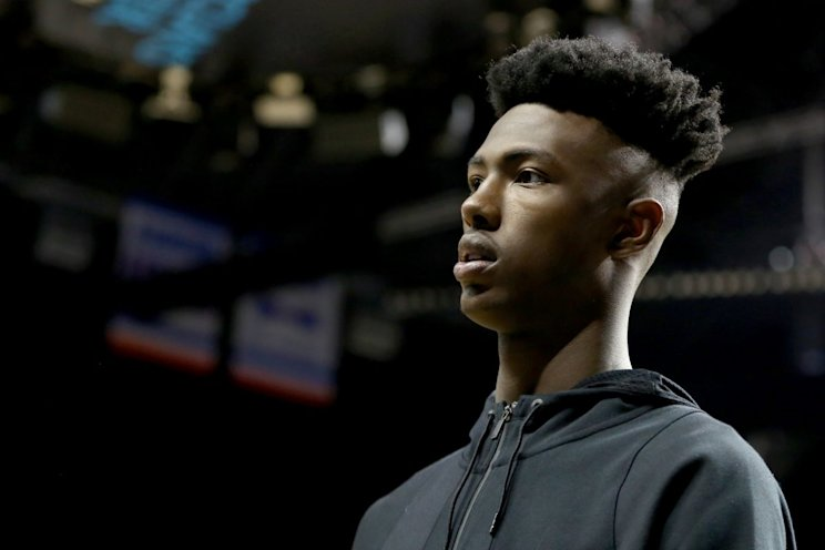 Harry Giles underwent a third knee surgery on Monday (AP)
