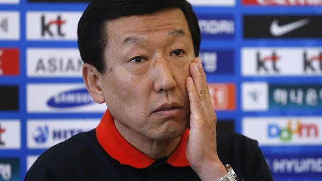 World Cup - Korea coach stands down, search for successor begins