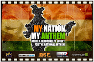 Be A Part Of The First Crowdsourced National Anthem At Talenthouse image crowdsourced national anthem