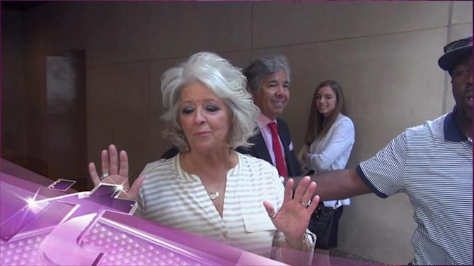 Entertainment News Pop: Paula Deen -- 'I Is What I Is, and I'm Not Changing!'