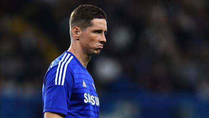 Premier League - Torres joins Milan on two-year loan deal