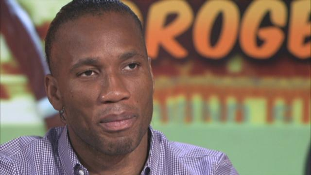 African Cup of Nations - Drogba's heart set of African Cup on Nations trophy