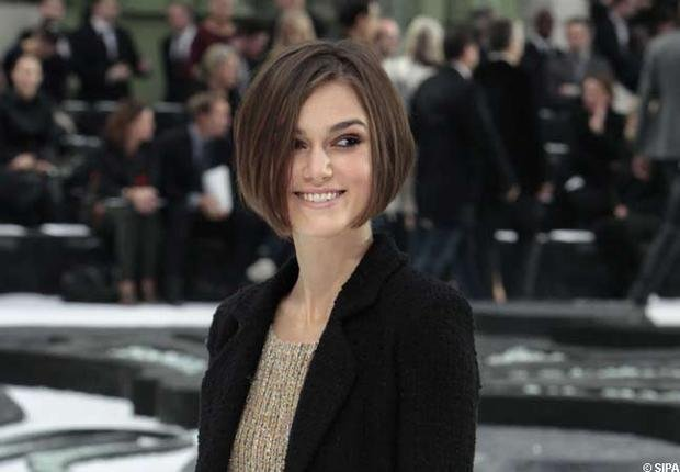 keira knightley l actrice joue mademoiselle chanel devant l objectif du kaiser yahoo. Black Bedroom Furniture Sets. Home Design Ideas