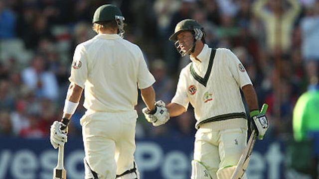 Cricket - Ponting backs Watson in Australia crisis