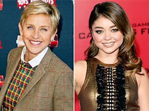 Ellen DeGeneres Sends Love to Justin Bieber, Sarah Hyland Has Major Carb Cravings: Top 10 Tweets