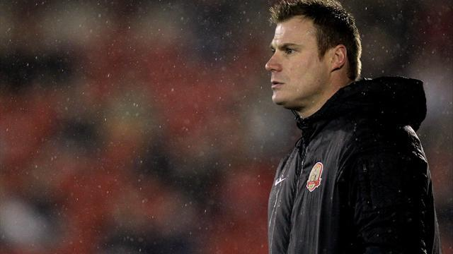 Football - Flitcroft not getting carried away