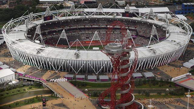 Premier League - West Ham get Olympic Stadium roof boost